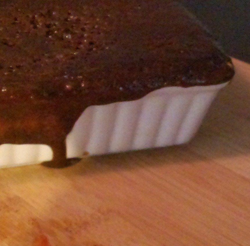 Moelleux au chocolat version micro ondes on s 39 en food for Moelleux chocolat micro ondes