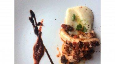 La cuisine méditerranéenne du  nouveau restaurant Doca