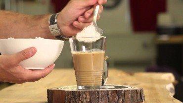 Les cafés froids