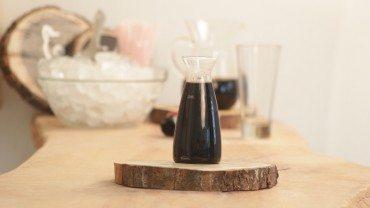 Une base importante : le sirop simple au café