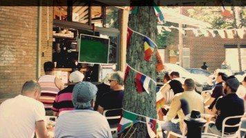 Café Vito : le soccer, c'est du sérieux