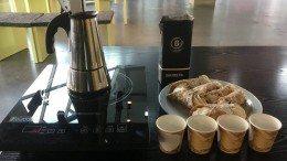 Un brin d'Italie avec votre cafetière Moka