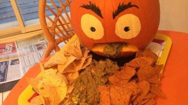 Quoi faire avec votre citrouille d'Halloween?