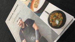 Nouveau livre de recettes pour le chef Martin Juneau