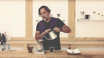 La carafe à café