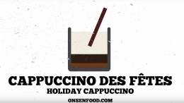 Cappuccino des Fêtes