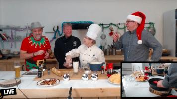 Les Désastres Culinaires Épisode 4 – Spécial Noël